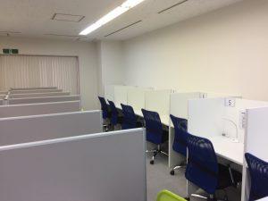 自習室Sky Place 中野サンプラザ北口店内装2