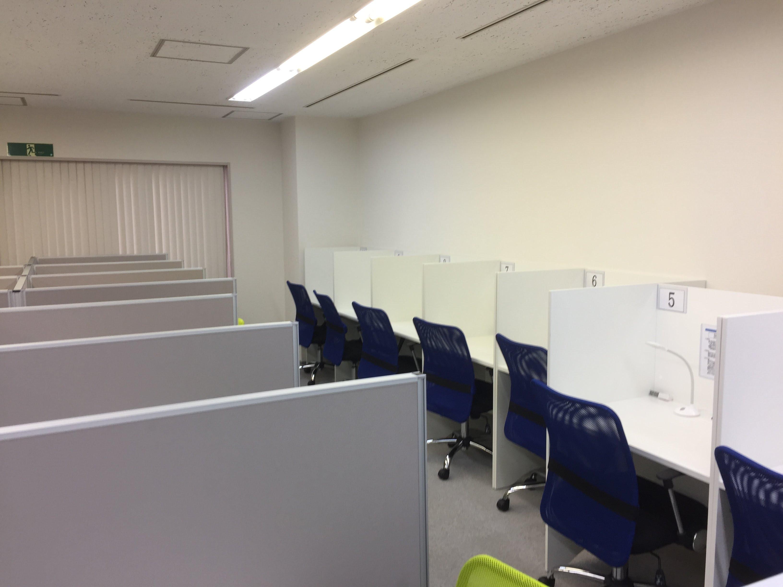 自習室 座席